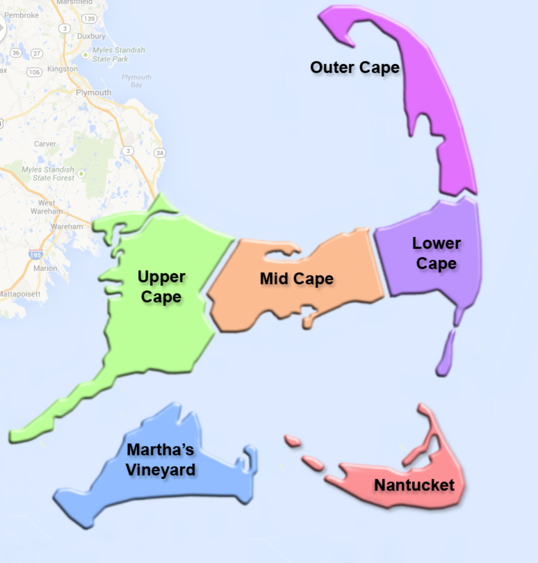 Full Map – Cape Cod Intergroup